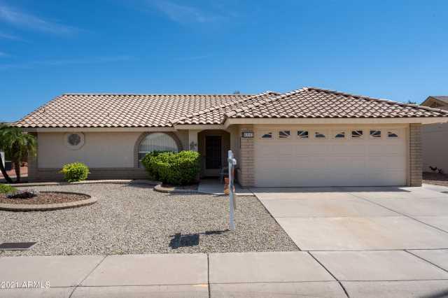 Photo of 10943 E LINDNER Avenue, Mesa, AZ 85209