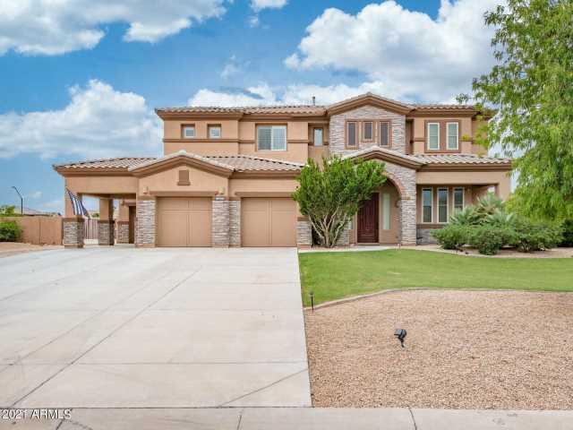 Photo of 18439 W BERYL Court, Waddell, AZ 85355