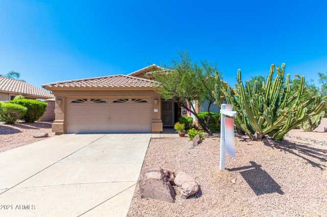 Photo of 17220 E HILLCREST Drive, Fountain Hills, AZ 85268