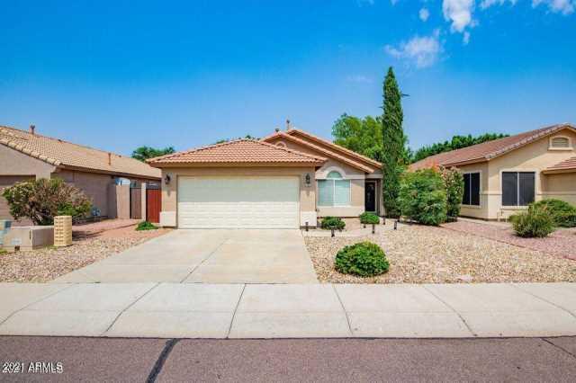 Photo of 8160 W MARY ANN Drive, Peoria, AZ 85382