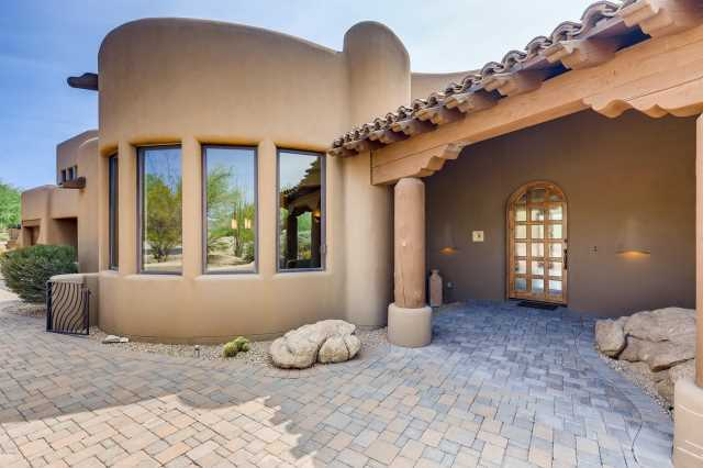 Photo of 7723 E BLACK MOUNTAIN Road, Scottsdale, AZ 85266