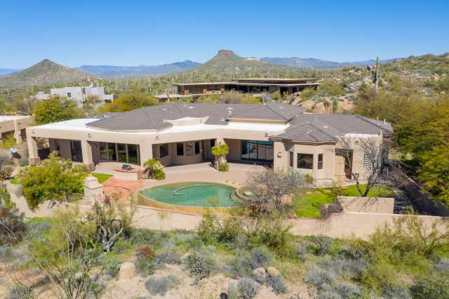Photo of 11135 E HARRIS HAWK Trail, Scottsdale, AZ 85262