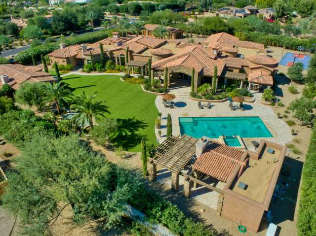 Photo of 8923 N MARTINGALE Road, Paradise Valley, AZ 85253