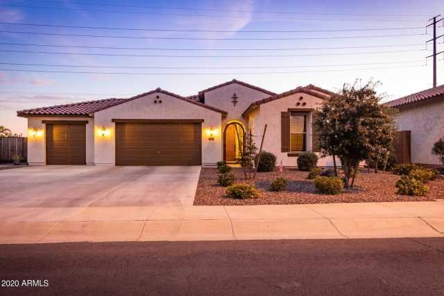 Photo of 18389 W MONTEROSA Street, Goodyear, AZ 85395