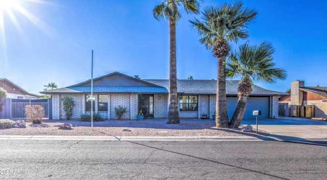 Photo of 6117 E HOBART Street, Mesa, AZ 85205