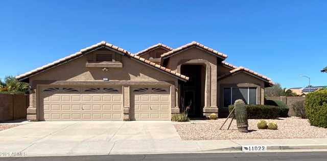 Photo of 11022 W VENTANA Drive W, Sun City, AZ 85373