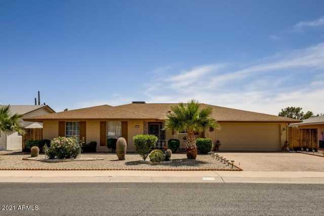 Photo of 10715 W MEADE Drive, Sun City, AZ 85351