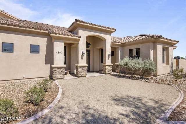 Photo of 4807 N 199TH Avenue, Litchfield Park, AZ 85340