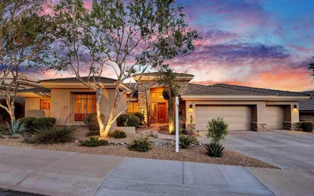 Photo of 9233 N SUNSET Ridge, Fountain Hills, AZ 85268