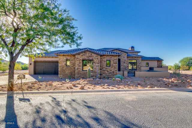 Photo of 2720 S PINYON VILLAGE Drive, Gold Canyon, AZ 85118