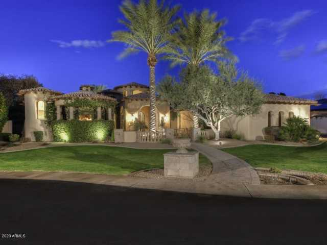 Photo of 2026 E CHAMPAGNE Place, Chandler, AZ 85249