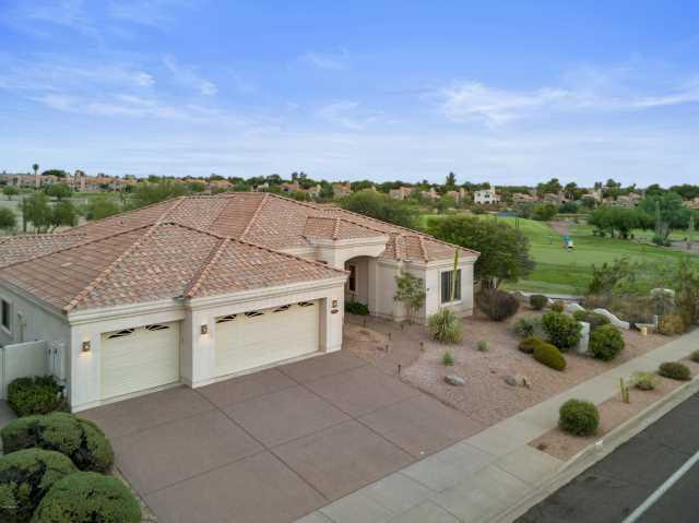 Photo of 6623 E REDMONT Drive, Mesa, AZ 85215