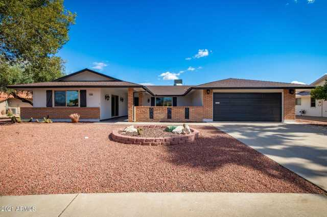 Photo of 10626 W BOLIVAR Drive, Sun City, AZ 85351