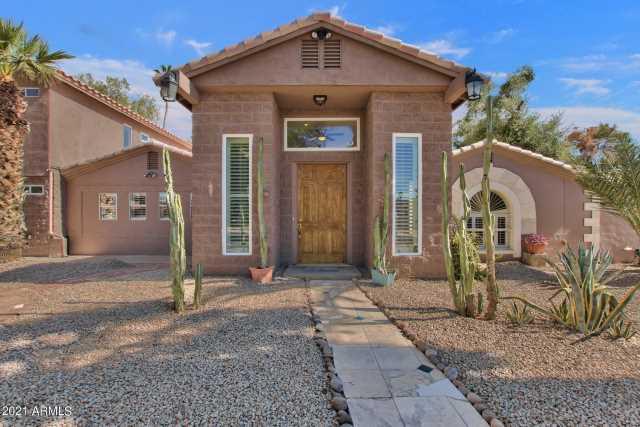 Photo of 5009 E WETHERSFIELD Road, Scottsdale, AZ 85254