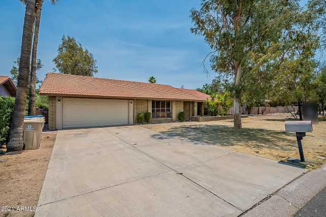 Photo of 14015 N Hampstead Drive, Fountain Hills, AZ 85268