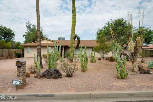 Photo of 10616 N 60TH Place, Scottsdale, AZ 85254