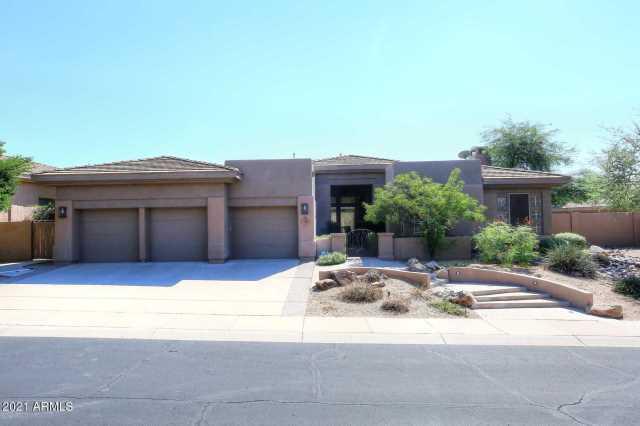 Photo of 11047 E VERBENA Lane, Scottsdale, AZ 85255