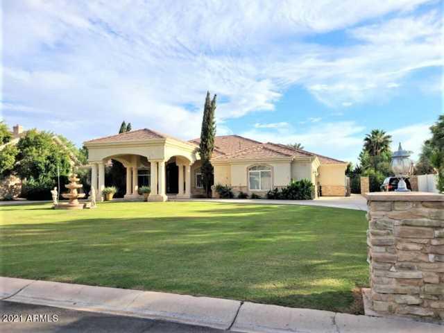 Photo of 2035 E PAGE Avenue, Gilbert, AZ 85234