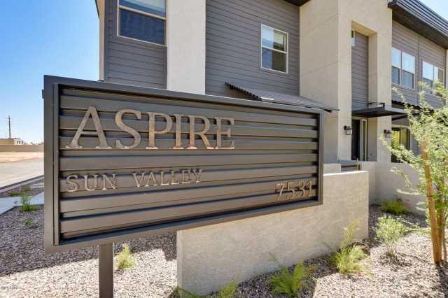 Photo of 7531 E BILLINGS Street #105, Mesa, AZ 85207