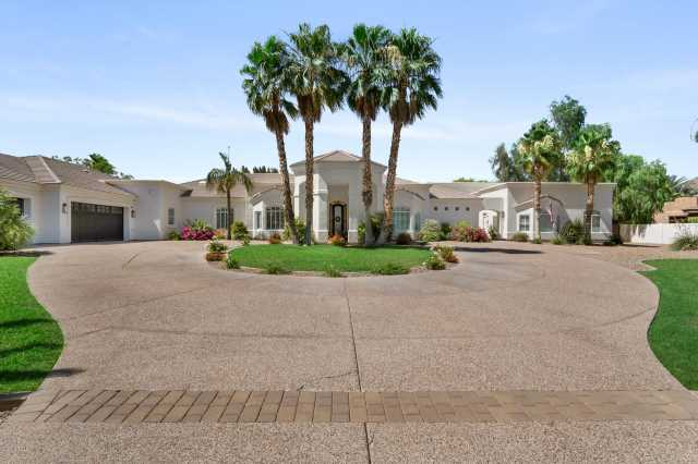 Photo of 10510 E SUNNYSIDE Drive, Scottsdale, AZ 85259