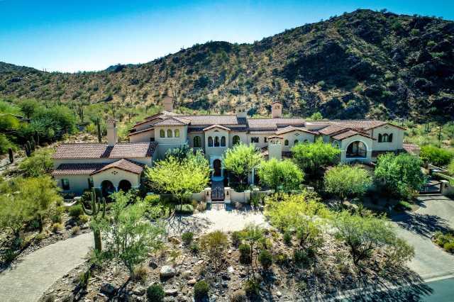Photo of 10835 E Mountain Spring Road, Scottsdale, AZ 85255