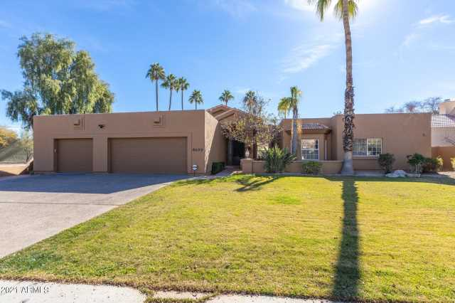 Photo of 8699 E ASTER Drive, Scottsdale, AZ 85260