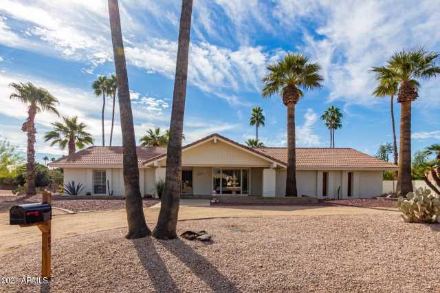 Photo of 485 E CAMPINA Drive, Litchfield Park, AZ 85340
