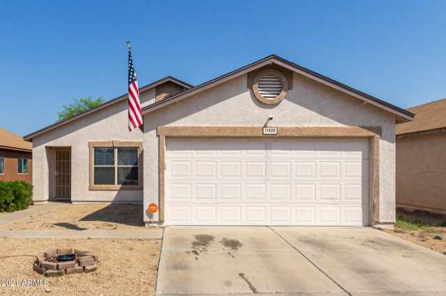 Photo of 11630 W Windrose Avenue, El Mirage, AZ 85335