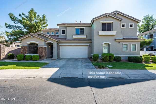 Photo of 3913 S CROSSCREEK Drive, Chandler, AZ 85286