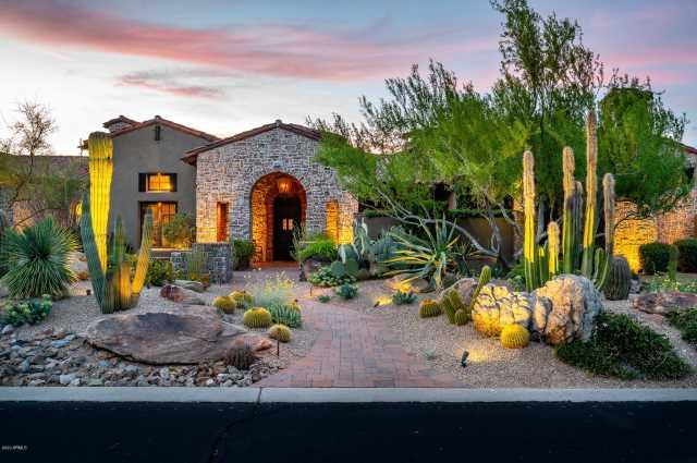 Photo of 10668 E Blue Sky Drive, Scottsdale, AZ 85262