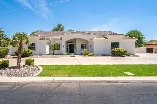 Photo of 605 W SAN MARCOS Drive, Chandler, AZ 85225