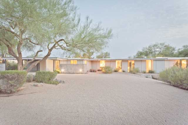 Photo of 3653 E STANFORD Drive, Paradise Valley, AZ 85253