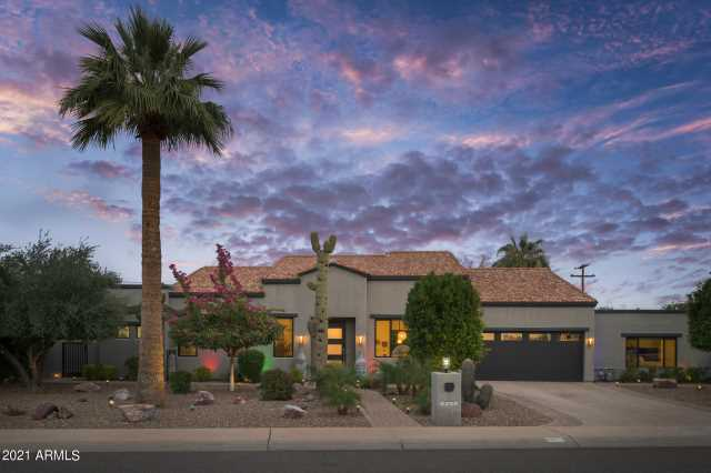 Photo of 5013 N 69TH Place, Paradise Valley, AZ 85253