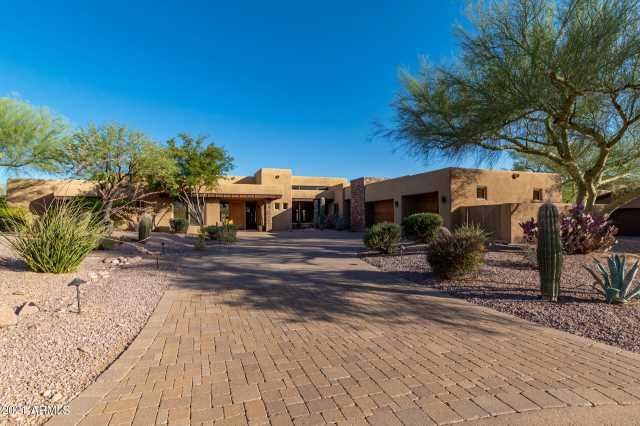 Photo of 7357 E SPANISH BELL Lane, Gold Canyon, AZ 85118