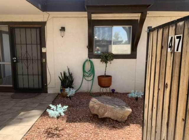 Photo of 720 S DOBSON Road #47, Mesa, AZ 85202