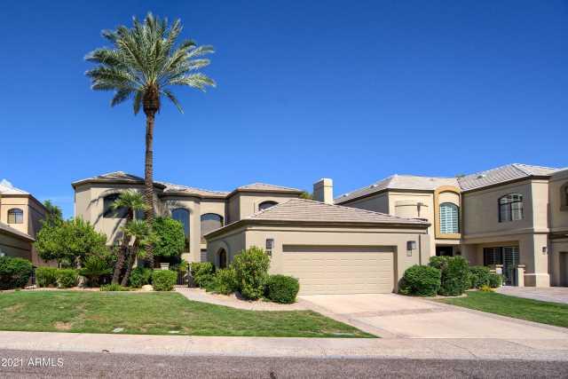 Photo of 7878 E GAINEY RANCH Road #53, Scottsdale, AZ 85258