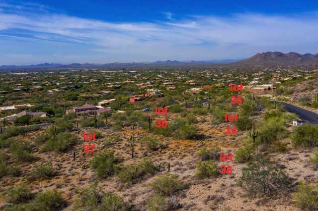 Photo of 35011 N El Sendero --, Carefree, AZ 85377