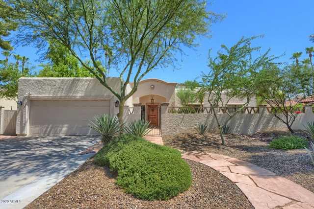 Photo of 10296 E Bella Vista Drive, Scottsdale, AZ 85258