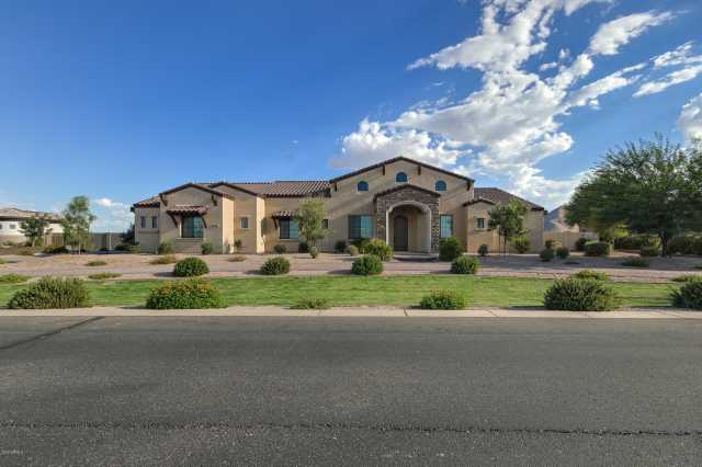 Photo of 21927 E STACEY Road, Queen Creek, AZ 85142