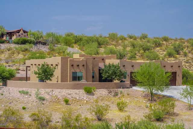 Photo of 4750 DESERT WILLOW Drive, Wickenburg, AZ 85390