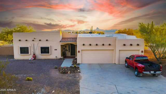 Photo of 37600 S CAMINO BLANCO Road, Wickenburg, AZ 85390
