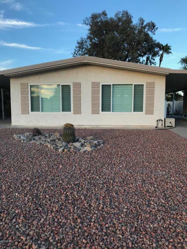 Photo of 9033 E SUN LAKES Boulevard S, Sun Lakes, AZ 85248