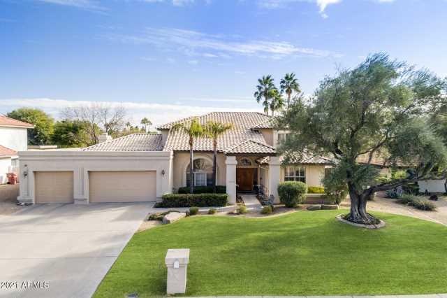 Photo of 10629 E DESERT COVE Avenue, Scottsdale, AZ 85259
