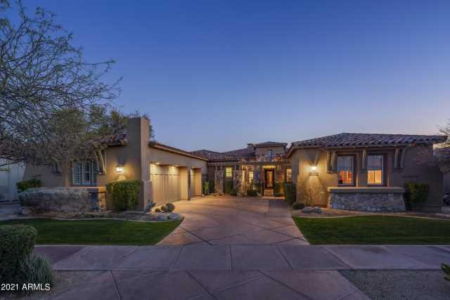Photo of 9345 E MOUNTAIN SPRING Road, Scottsdale, AZ 85255