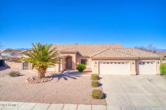 Photo of 2561 MONTARO Drive, Sierra Vista, AZ 85650