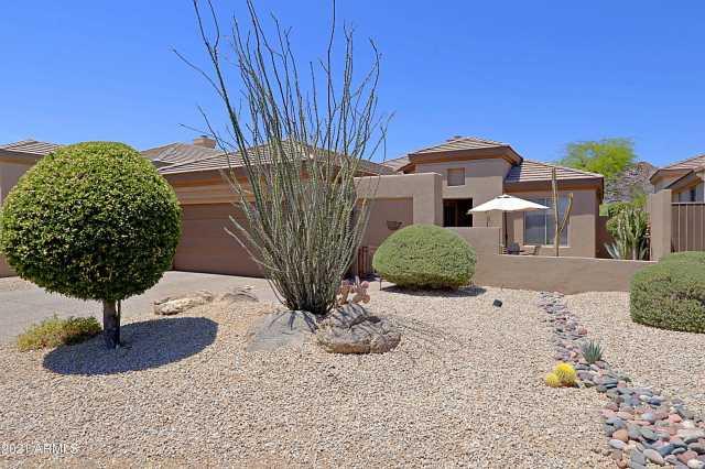 Photo of 6614 E SHOOTING STAR Way, Scottsdale, AZ 85266