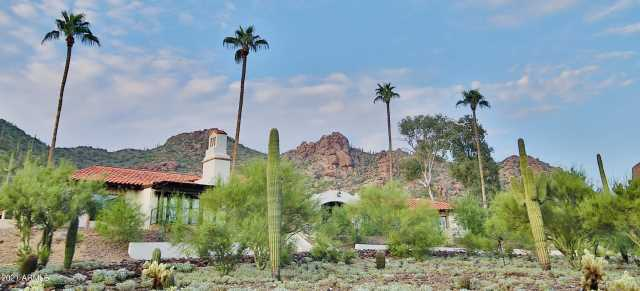 Photo of 6508 E EL SENDERO Road, Carefree, AZ 85377
