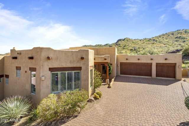 Photo of 14617 E SHADOW CANYON Drive, Fountain Hills, AZ 85268