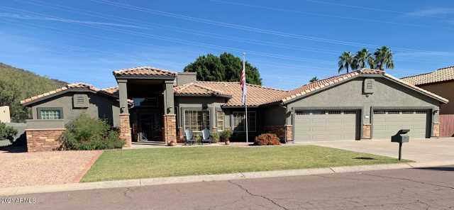 Photo of 5612 W NORTHWOOD Drive, Glendale, AZ 85310