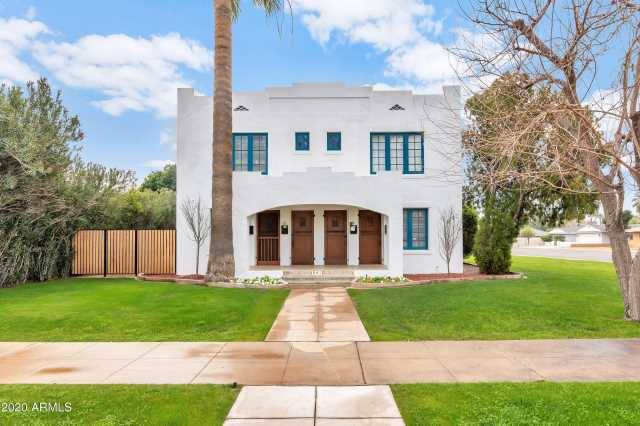 Photo of 541 W MONTE VISTA Road, Phoenix, AZ 85003
